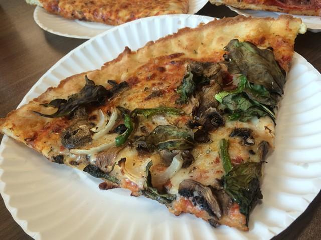 Gluten-free pizza - ALICE LEVITT