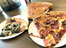 Alice Eats: Williston House of Pizza