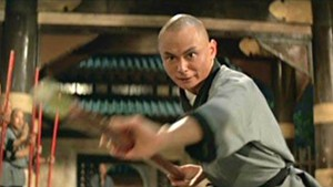 Gordon Liu in Eight Diagram Pole Fighter