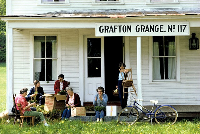 """Grafton, 1973"" by Nathan Benn"