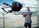 Ground Crew: Davey Eckert, Ramp Agent, US Airways
