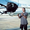 Ground Crew: Davey Eckert, Ramp Agent, US Airways