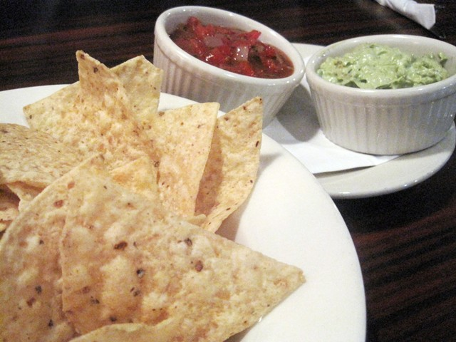 Guacamole and chips - ALICE LEVITT