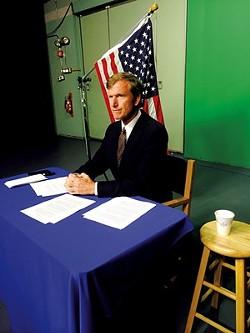 Gubernatorial candidate Scott Milne - MARK DAVIS