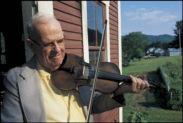 Harold C. Luce - PHOTO COURTESY OF JON GILBERT FOX