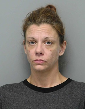 Heather Casey - PHOTOS COURTESY OF WINOOSKI POLICE DEPARTMENT