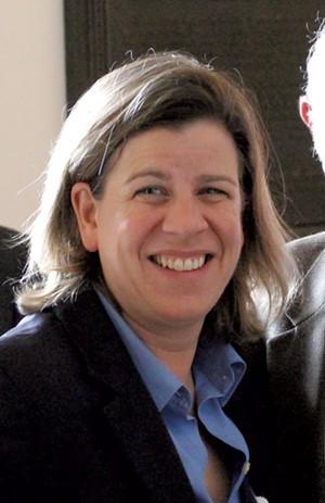 Heidi Scheuermann - COURTESY OF PAUL HEINTZ