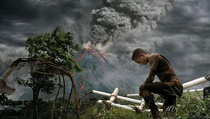 HOME, OBSOLETE HOME Jaden Smith psychs himself up to survive an Earth that has said good riddance to humanity.