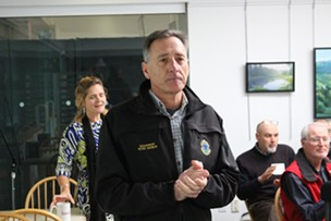 Gov. Peter Shumlin - PAUL HEINTZ