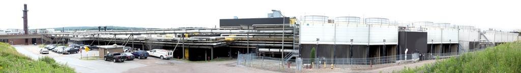 IBM manufacturing plant - MATTHEW THORSEN