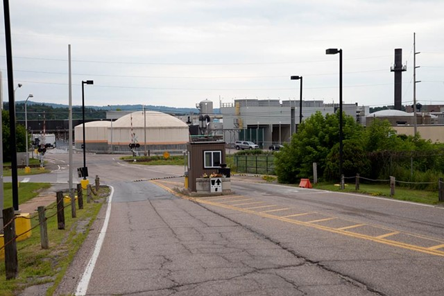IBM's Essex Junction facility - FILE: MATT THORSEN