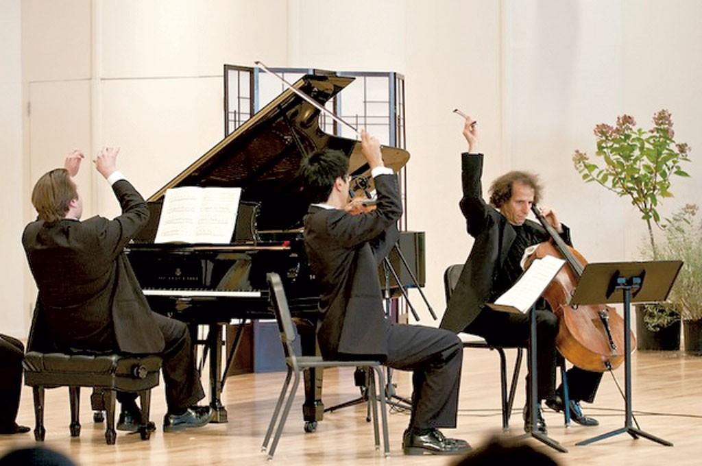 Ignat Solzhenitsyn in concert - COURTESY OF LCCMF