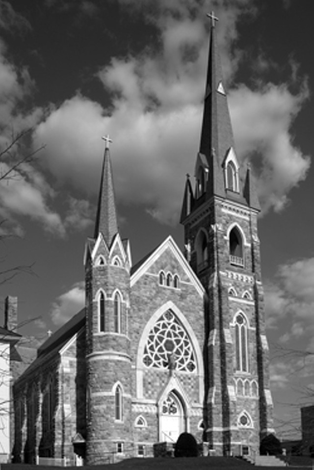 Immaculate Heart of Mary, Rutland - COURTESY OF CURTIS JOHNSON