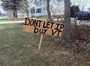 In Addison County, Voters Say 'No' to Vermont Gas Pipeline
