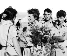 In Israel, 1956
