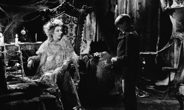 In Miss Havisham's parlor - UNIVERSAL PICTURES