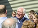 In Vintage Style, Sanders Takes His New Campaign to New Hampshire