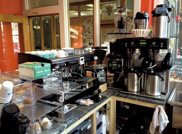 5cf0039e8 Tight Squeeze Coffee Shop Opens in Burlington