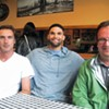 International Eatery Opens on Burlington's North Beach