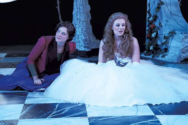 Into the Woods - COURTESY OF NORTHERN STAGE