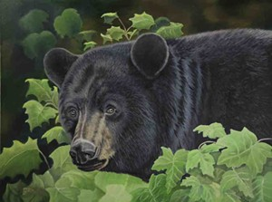 """COURTESY OF THE GREEN BEAN GALLERY AT CAPITOL GROUNDS - """"Introspection"""" by Jyl Emerson"""