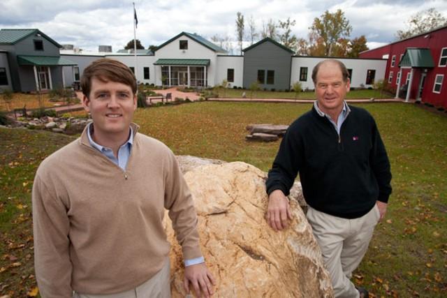 J. Graham Goldsmith Jr. and Sr. - MATTHEW THORSEN