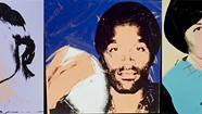 """Art Review: """"Andy Warhol's Athletes,"""" Fleming Museum of Art"""