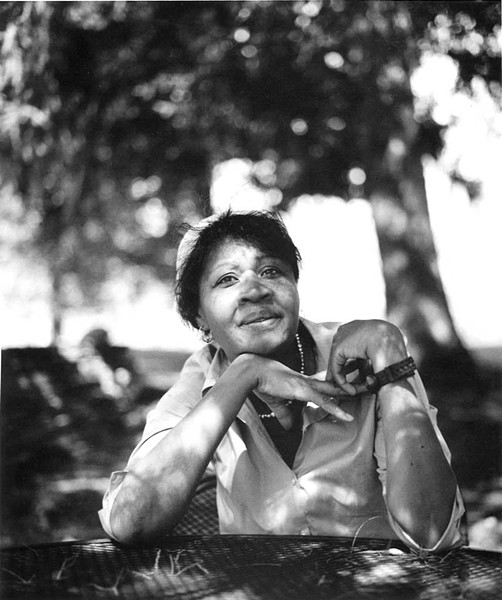 Jamaica Kincaid - COURTESY OF JAMIE COPE