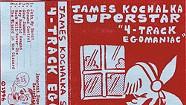 James Kochalka Superstar, 4-Track Egomaniac