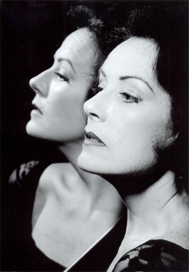 Janis Stevens as Vivien Leigh