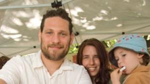 Jason Frishman, Shana Witkin, and Micha Frishman