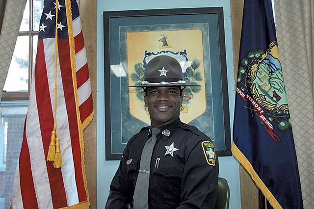 Jason Richard Allen - COURTESY OF RUTLAND COUNTY SHERIFFS DEPARTMENT