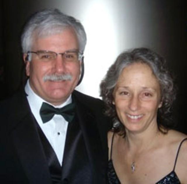 Jeff and Dori Wolfe