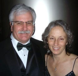 Jeff and Dori Wolfe
