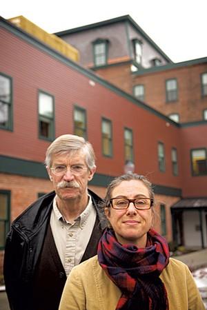 Jeffrey Lewis and Jen Stromsten - DAVID SHAW