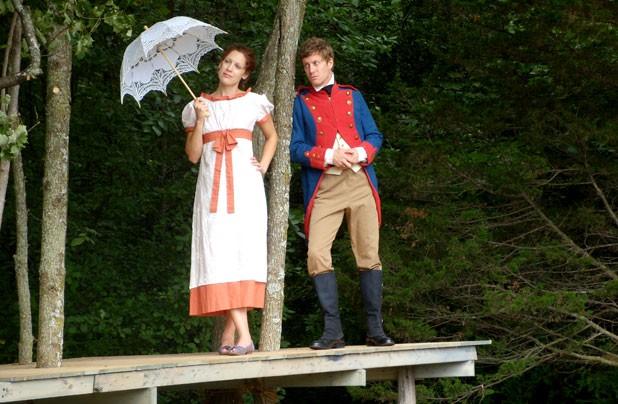 Jenny and Eric Sheffer Stevens