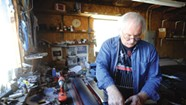 The Secret Genius of Pedal Steel Guitar Builder Jerry Fessenden
