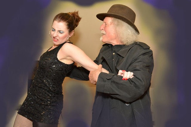 Jill Pralle and Nicholas Hecht