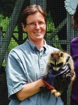 JoAnn Nichols of the Humane Society of Chittenden County