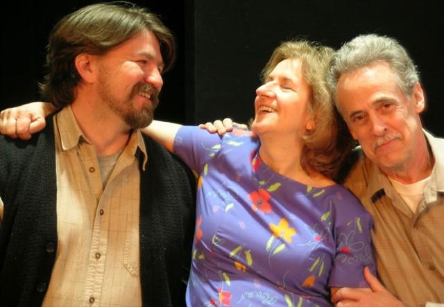 John D. Alexander, Ruth Wallman and Bob Nuner