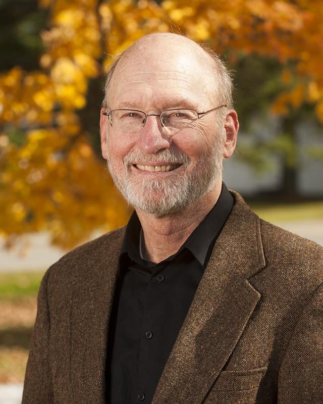 John Elder - COURTESY OF STERLING COLLEGE