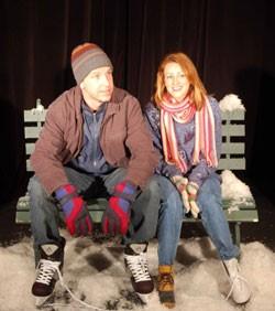 John Patrick Hayden and Kate Weatherhead