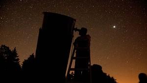 John Vogt's telescope