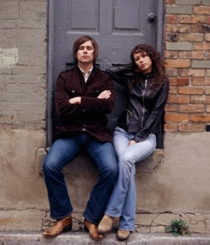 Johnny Irion and Sarah Lee Guthrie