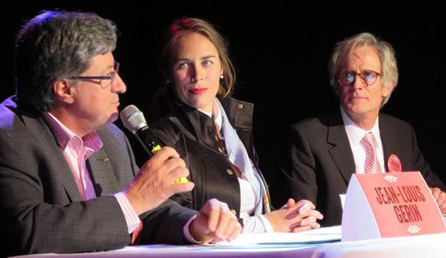 Judges: Jean-Louis Gerin, Courtney Contos, Ed Behr