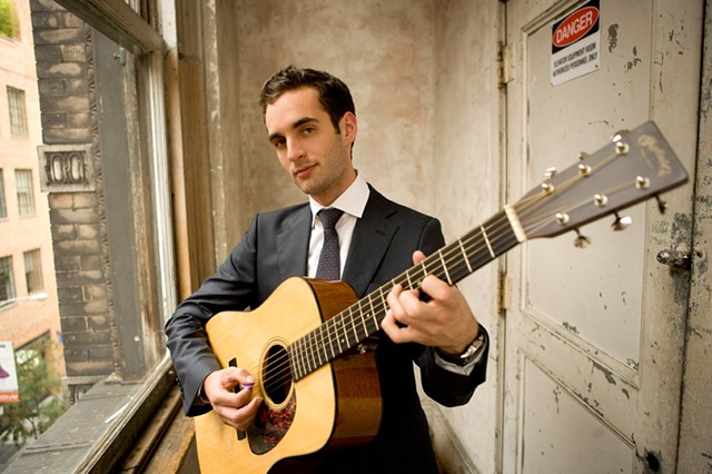 Julian Lage - COURTESY OF JULIAN LAGE