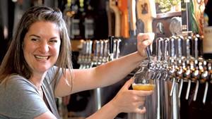 Kate Wise (Best Bartender, 2014)