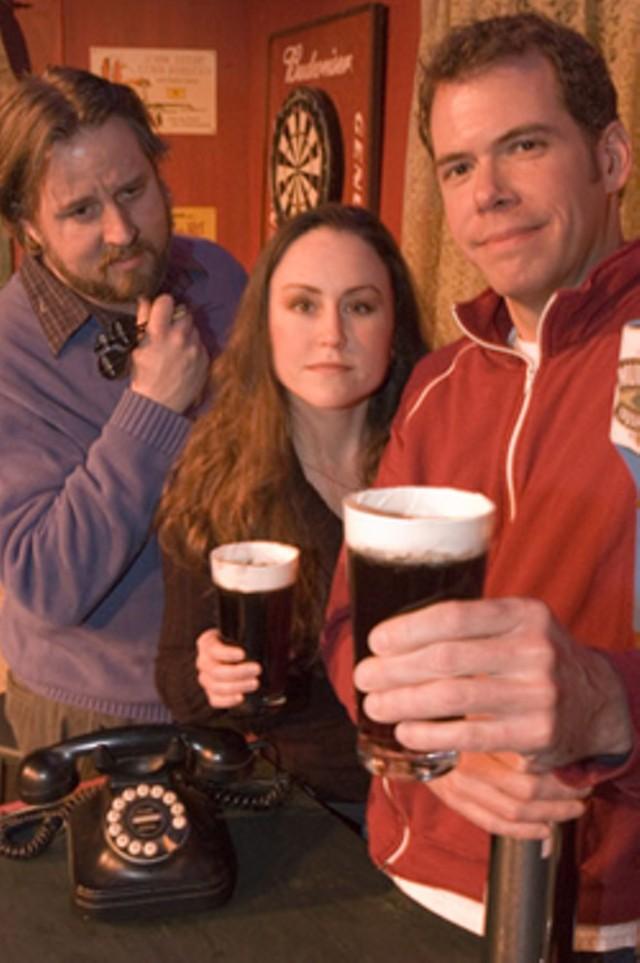 Keefe Healy, Melissa Ham-Ellis, and Kevin Christopher - MATTHEW THORSEN