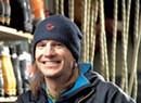 Work: Kel Rossiter, Ice-Climbing Guide