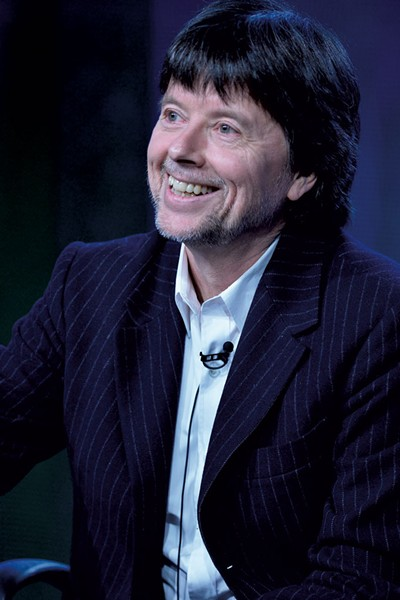 Ken Burns - COURTESY OF PBS